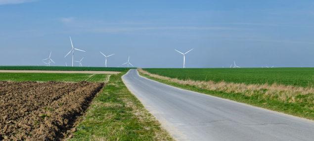 Le projet de parc éolien du Mont des Quatre Faux est lauréat de l'appel d'offres du Gouvernement